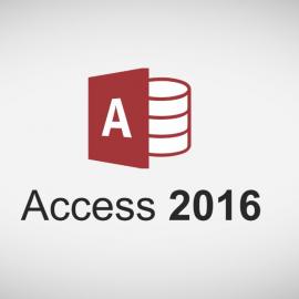 Access 2016